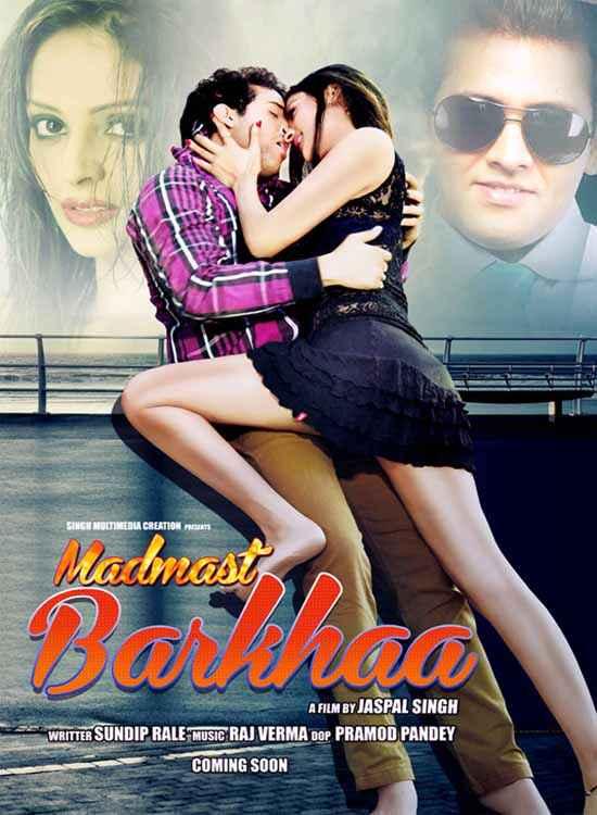 Madmast Barkhaa First Look Poster