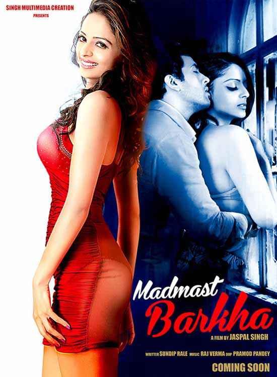 Madmast Barkhaa Hot Poster
