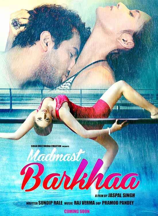 Madmast Barkhaa  Poster