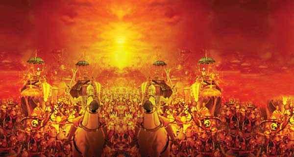 Mahabharat 3D Pics Stills