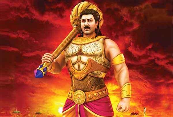Mahabharat 3D Sunny Deol Stills