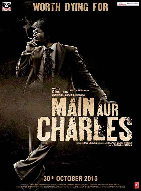 Main Aur Charles Randeep Hooda Poster