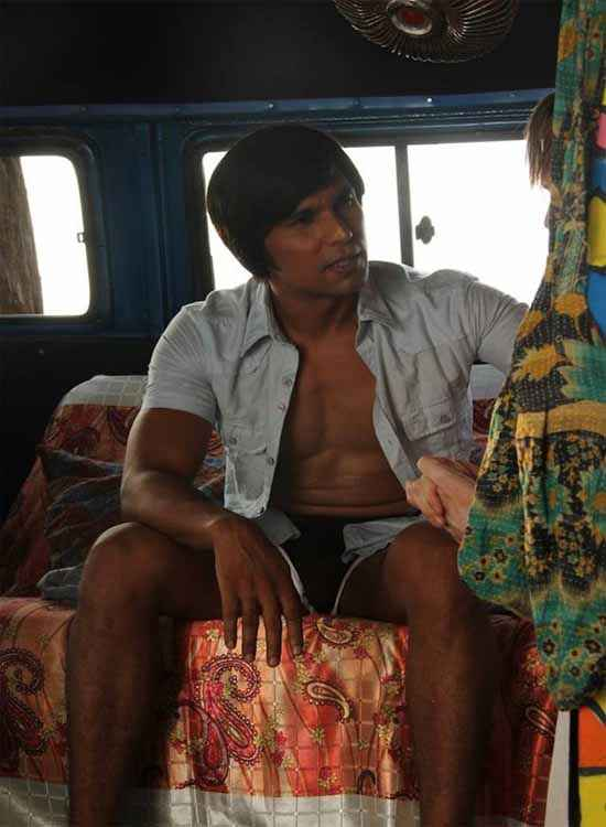 Main Aur Charles Randeep Hooda Acting Stills