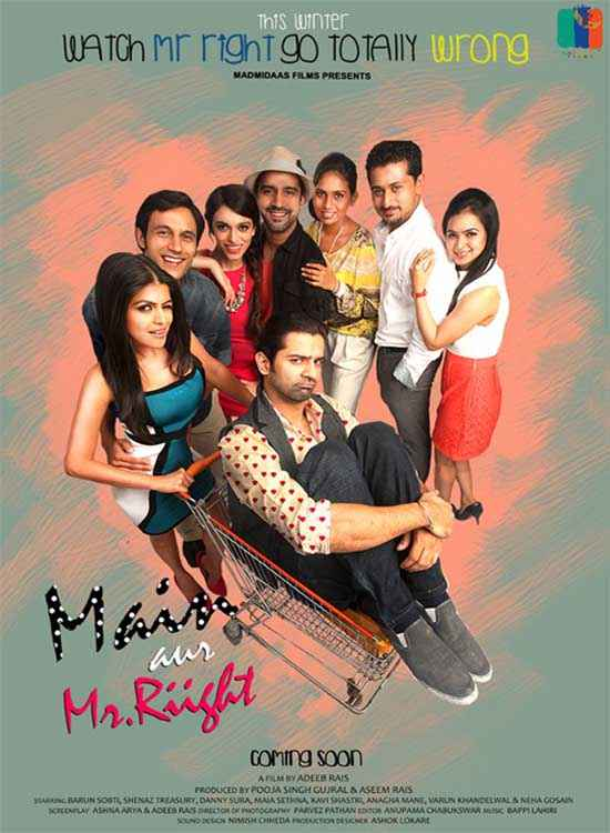 Main Aur Mr Right Image Poster