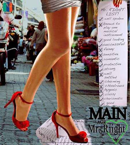 Main Aur Mr Right  Poster