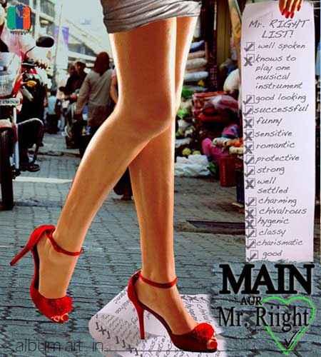 Main Aur Mr Right Poster
