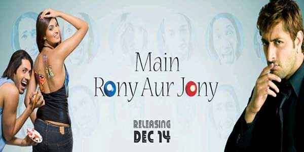 Main Rony Aur Jony Wallpapers Poster