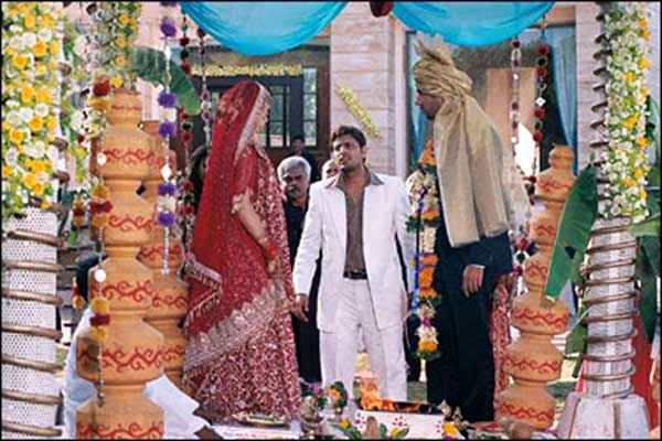 Main Rony Aur Jony Wedding Scene Stills