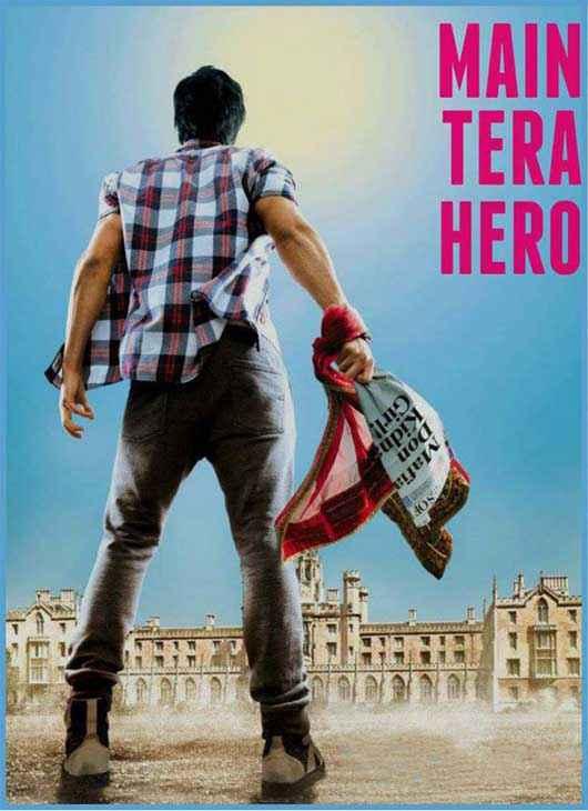 Main Tera Hero  Poster