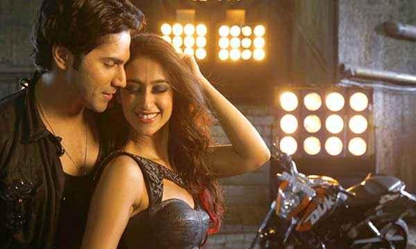 Main Tera Hero Varun Dhawan Ileana Dcruz Romance Stills