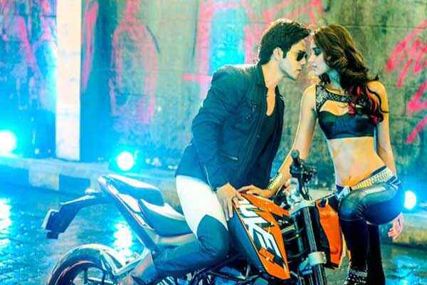 Main Tera Hero Varun Dhawan Ileana Dcruz Wallpaper Stills