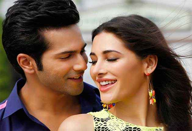 Main Tera Hero Varun Dhawan Nargis Fakhri HD Wallpaper Stills
