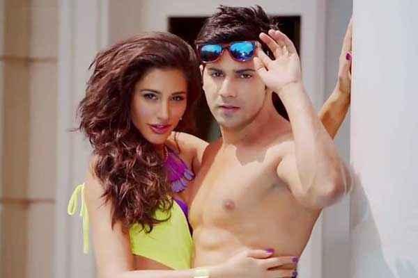 Main Tera Hero Varun Dhawan Nargis Fakhri Hot Pics Stills