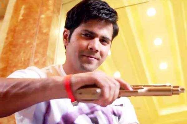 Main Tera Hero Varun Dhawan Pics Stills