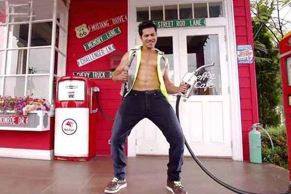 Main Tera Hero Varun Dhawan Picture Stills