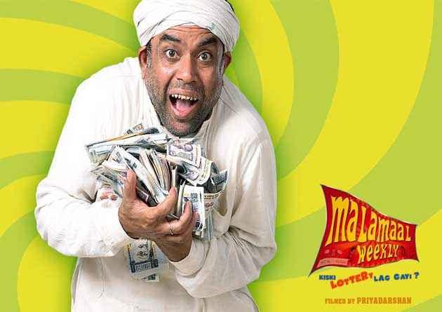 Malamaal Weekly Paresh Rawal Poster