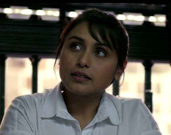 Mardaani Rani Mukerji HD Wallpaper Stills
