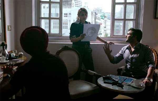 Mardaani Rani Mukerji Investigating Stills