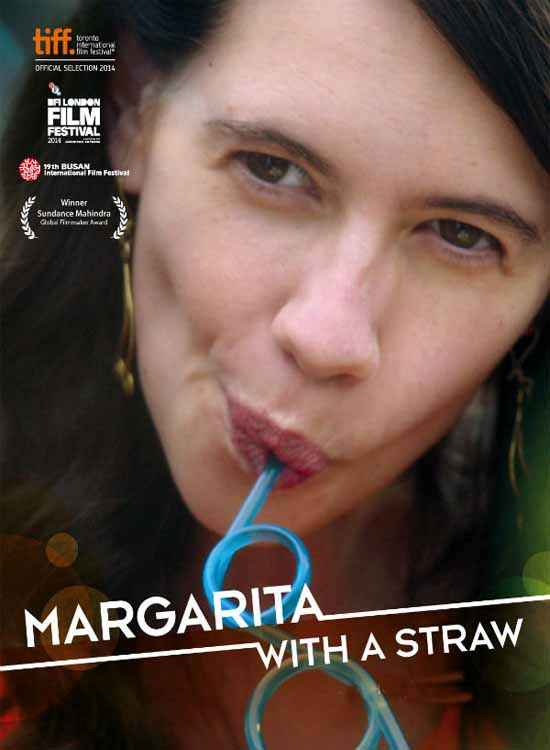 Margarita with a Straw Kalki Koechlin Latest Poster