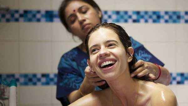 Margarita with a Straw Kalki Koechlin Bathing Stills