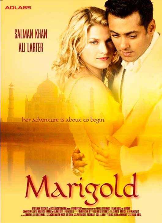 Marigold Poster