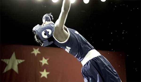 Mary Kom Priyanka Chopra Boxing Stunt Stills