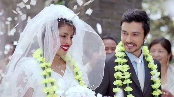 Mary Kom Priyanka Chopra Marriage Scene Stills