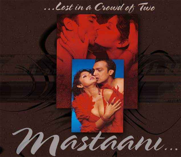 Mastaani Lost in a Crowd of Two Hot Poster