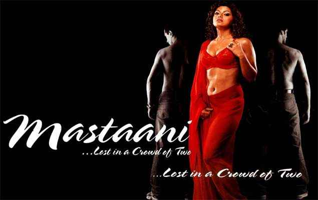 Mastaani Lost in a Crowd of Two Sexy Poster