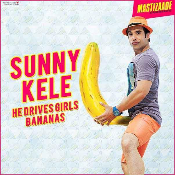 Mastizaade Tusshar Kapoor Poster