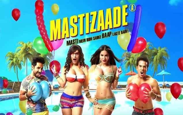 Mastizaade Wallpaper Poster