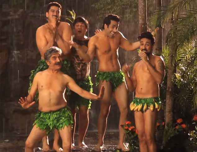 Mastizaade All Actors Without Cloths Funny Pic Stills