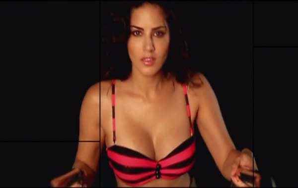 Mastizaade Sunny Leone Boobs Stills