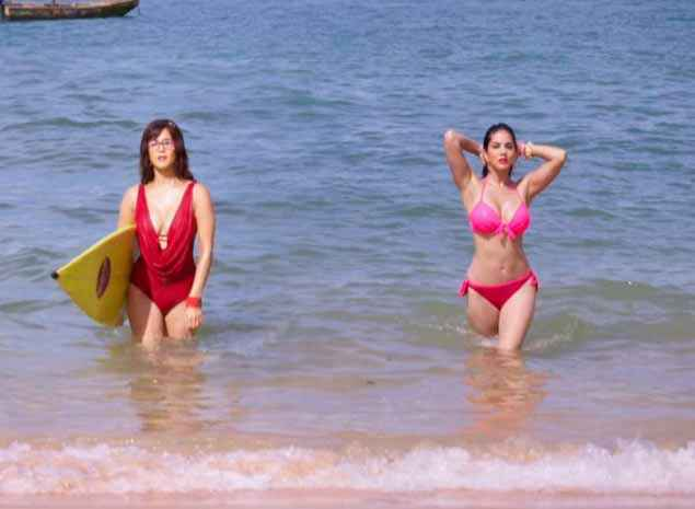 Mastizaade Sunny Leone In Double Role Stills