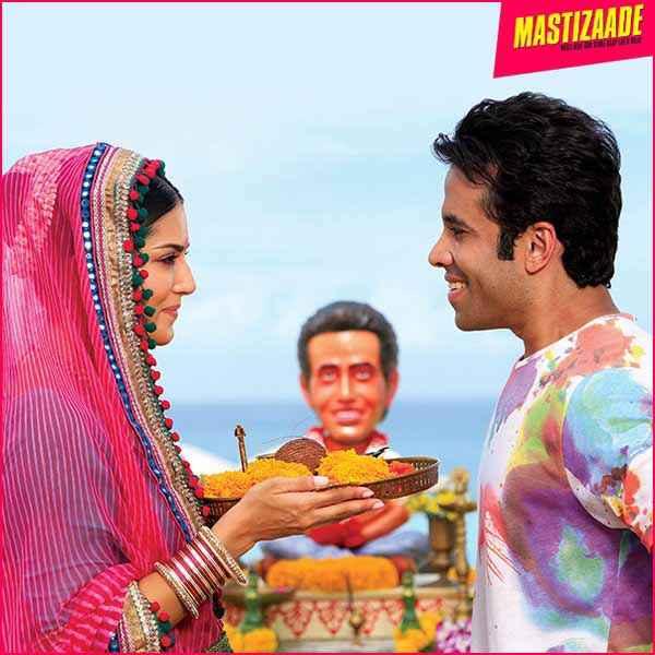 Mastizaade Sunny Leone Tusshar Kapoor Stills