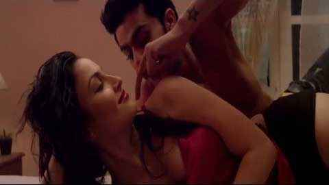 Mastram Rahul Bagga Tara Alisha Berry Hot Bed Scene Stills