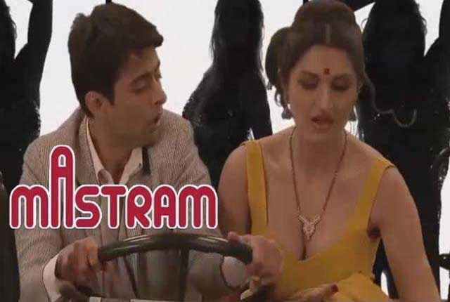 Mastram Rahul Bagga Tasha Berry Exposing Boobs Stills