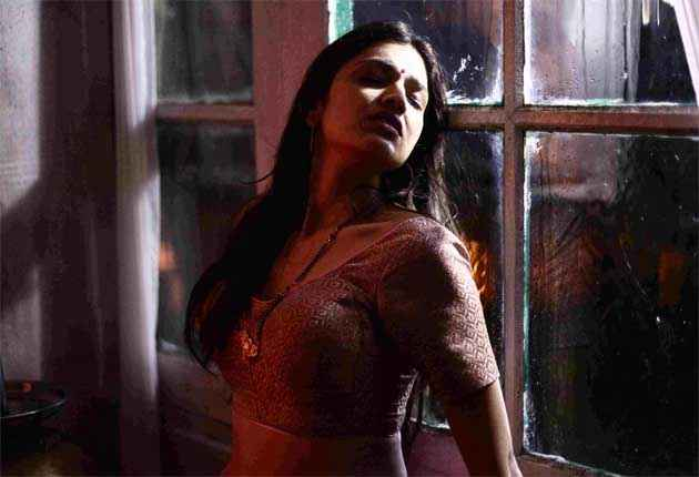 Mastram Tara Alisha Berry In Blouse Stills