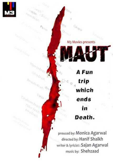 Maut First Look Poster