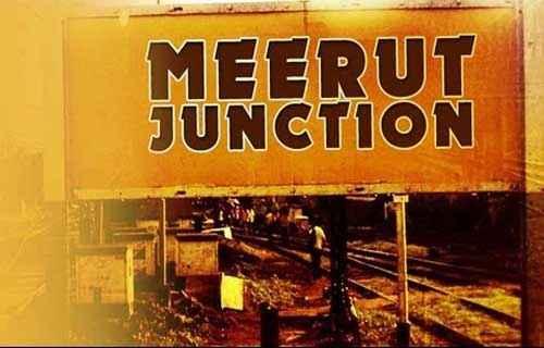 Meerut Junction Poster