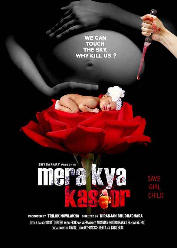 Mera Kya Kasoor Poster