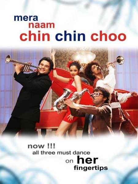 Mera Naam Chin Chin Choo  Poster