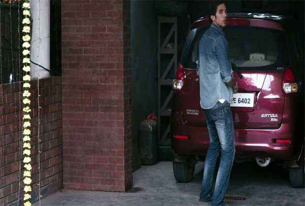Mere Dad Ki Maruti Saqib Saleem with Car Stills
