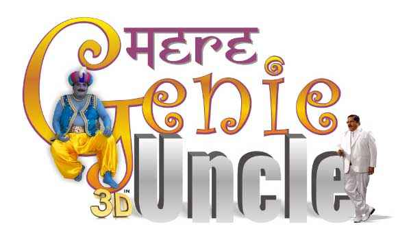 Mere Genie Uncle Poster