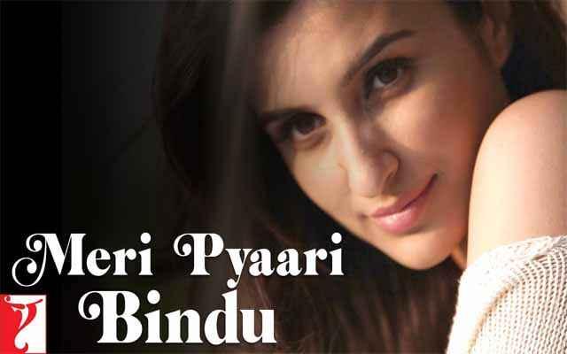 Meri Pyaari Bindu Parineeti Chopra Poster