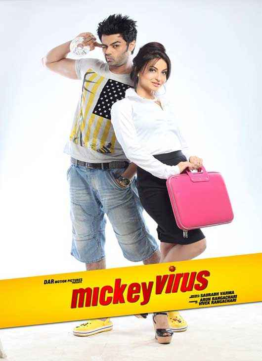 Mickey Virus Hot Poster