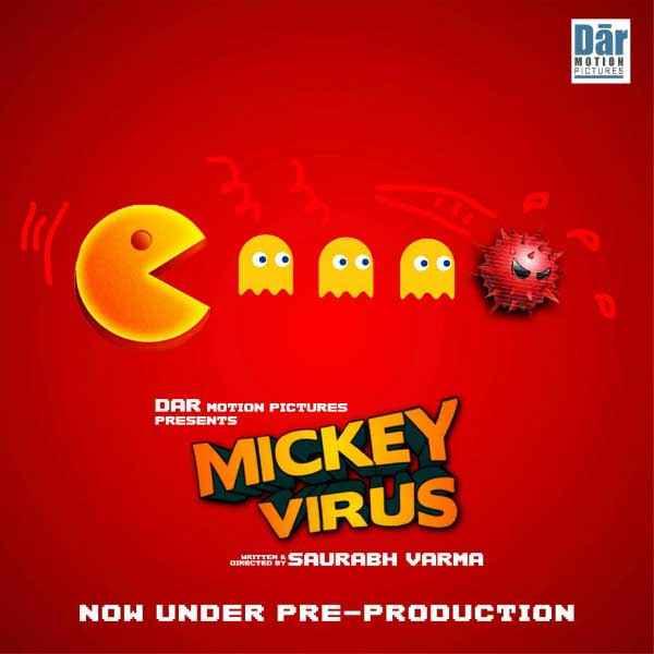 Mickey Virus Wallpaper Poster