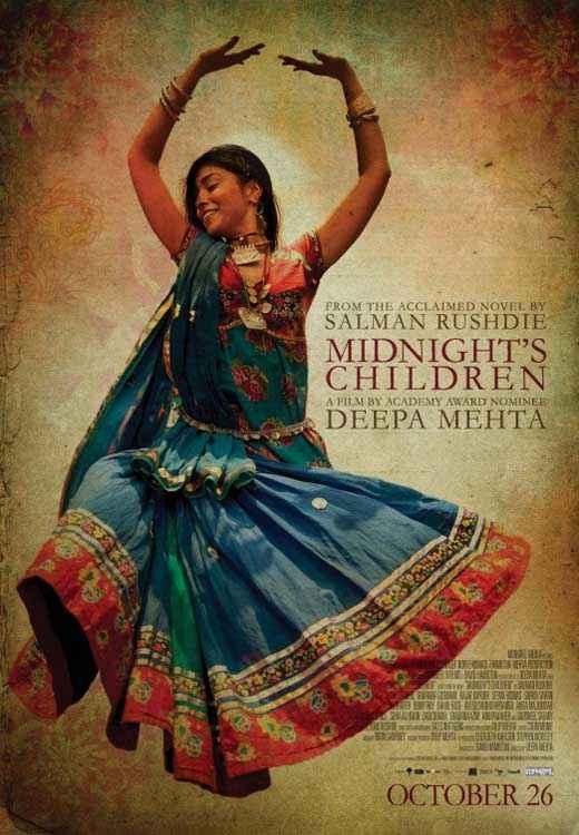 Midnight's Children Images Poster