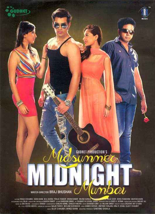Midsummer Midnight Mumbai First Look Poster