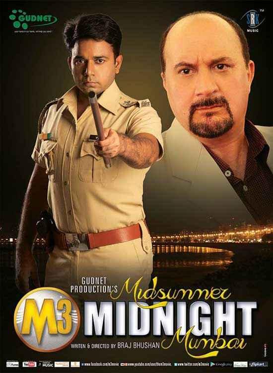 Midsummer Midnight Mumbai Image Poster
